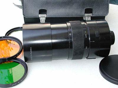 МТО-1000 с набором светофильтров