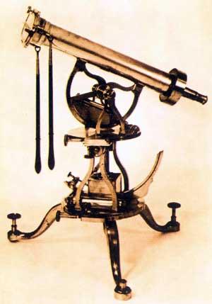Ахроматический телескоп Доллонда