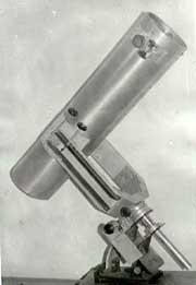 170 мм телескоп-рефлектор с часовым механизмом без червячной пары