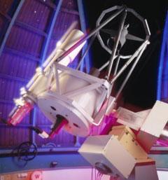 600-мм Кассегрен в народной обсерватории Нюрнберга