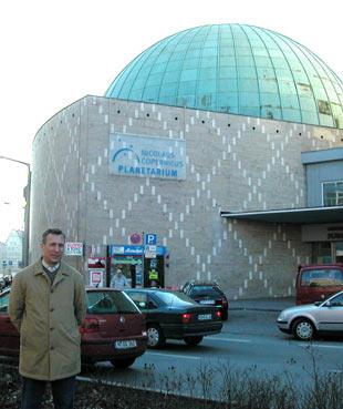 Планетарий в Нюрнберге