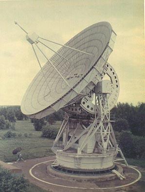 Радиотелескоп РТ-22 ФИАН