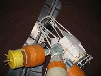 Большой башенный телескоп ББТ-500