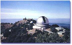 Ликская обсерватория (Lick Observatory)
