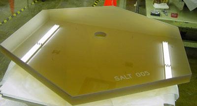 Астроситалловые заготовоки для главного зеркала телескопа SALT