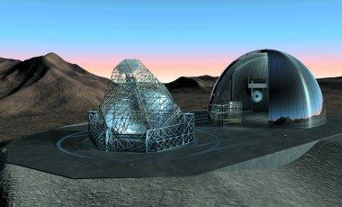Проект 100-метрового телескопа OWL (OverWhelmingly Large Telescope).