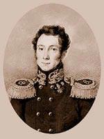 декабрист Бестужев Николай Александрович (1791-1855)
