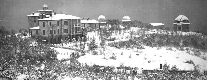 Симеизская обсерватория в 1927 г.