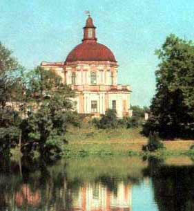Дворец А.Д.Меньшикова в Ораниенбауме