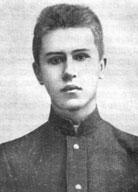 А.А. Борисяк, 1901 г.