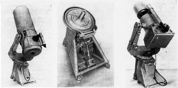 телескоп Кассегрена-Нэсмита диаметром 340 мм А.С. Фомина