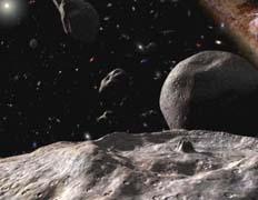 Что творится в поясе Койпера? Новый проект может открыть немало любопытных подробностей скрытой жизни окраин Солнечной системы (иллюстрация с сайта gothard.hu).