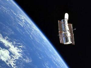 Телескоп Hubble, фото NASA